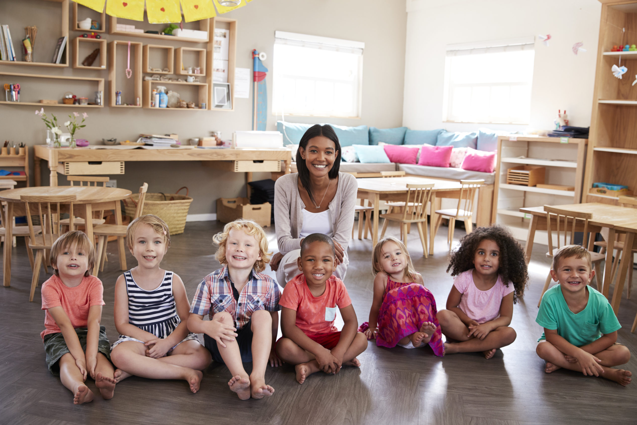 Administrators Guide to Reopening Your Childcare Center