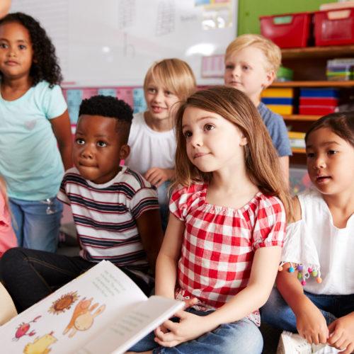 Daycare children